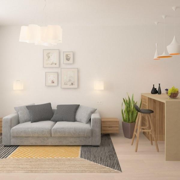 Жилой комплекс Елагин апарт квартиры с отделкой