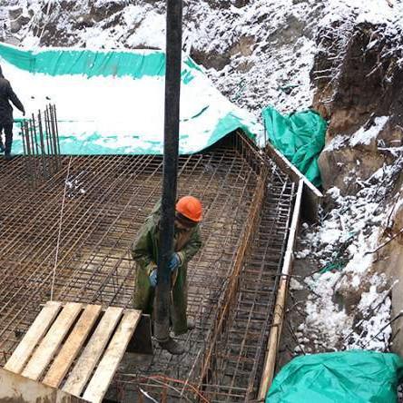 Начало строительства ЖК Елагин апарт фото