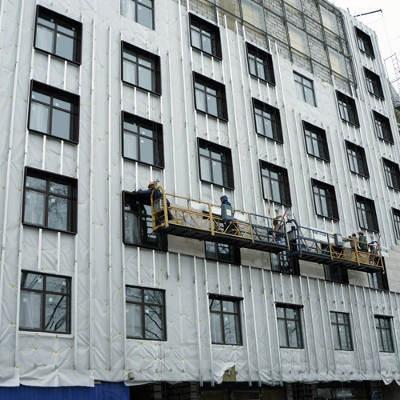 ЖК  Елагин апарт, ход строительства, этапы