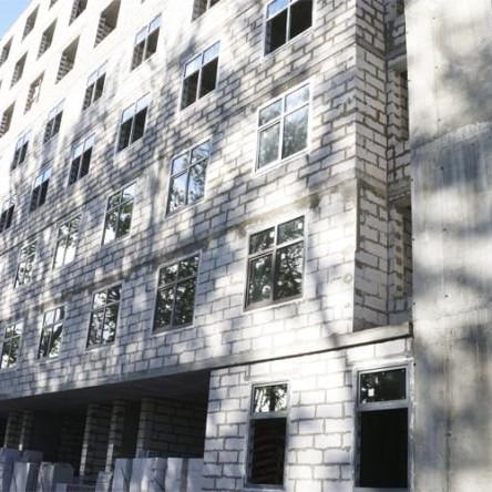 Фото о ходе строительства в новостройке Елагин апарт